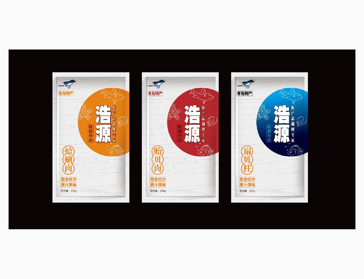 浩源食品包装设计_青岛广告公司|青岛策划设计|青岛